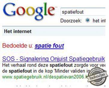 Column: Spatievirus