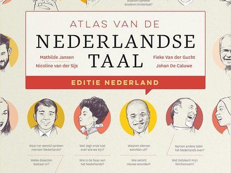 Boekrecensie: Atlas van de Nederlandse taal