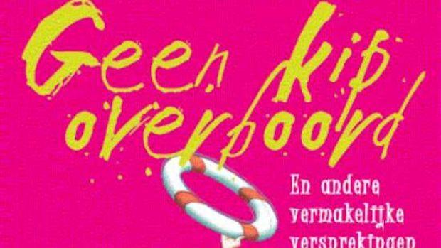 Boekrecensie: Geen kip overboord
