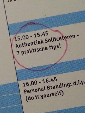 Tip 1: vermijd taalfouten.