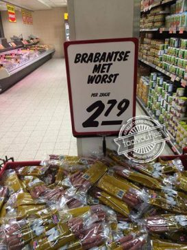 Transgenders nu ook verkrijgbaar in de supermarkt.