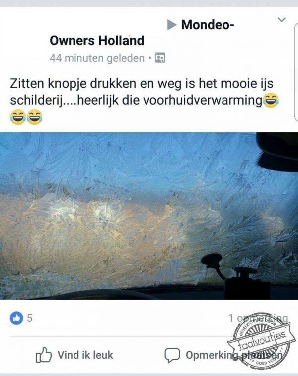 Voorhuidverwarming