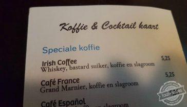 Dat is geen lullig bakkie koffie.