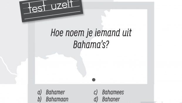 Quiz: inwonersnamen