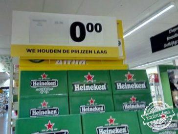 En het alcoholpromillage hoog.