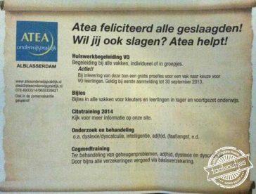 Weet je ook nog iemand voor bijles Nederlands?