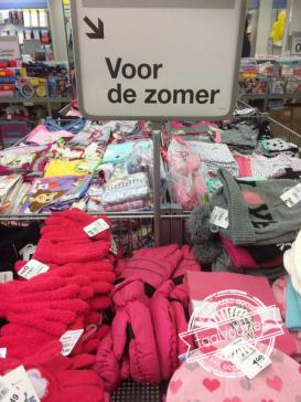 Want in Nederland weet je het maar nooit.