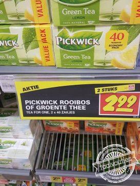Met courgette en een vleugje broccoli?