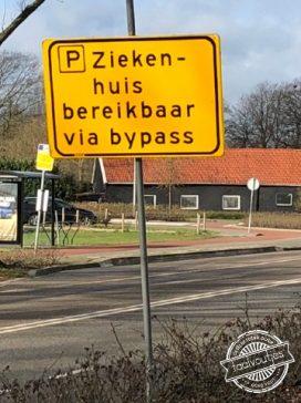 Oei, een verkeersinfarct?