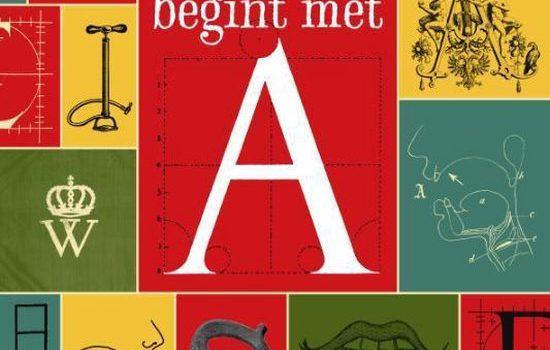 Boekrecensie: Alles begint met A