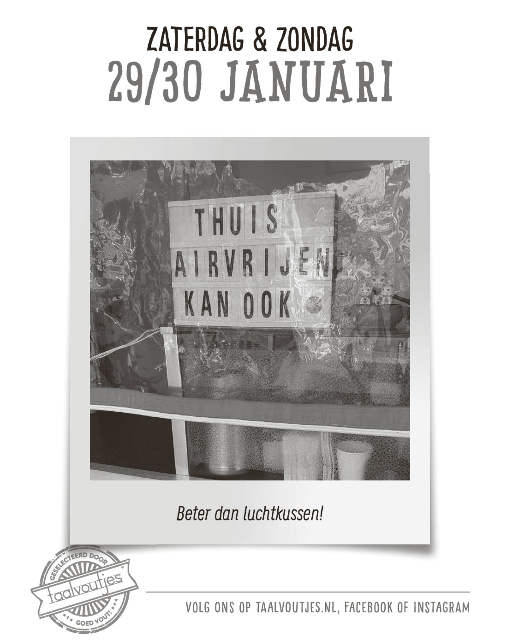Taalvoutjes-scheurkalender 2022 - Taalvout