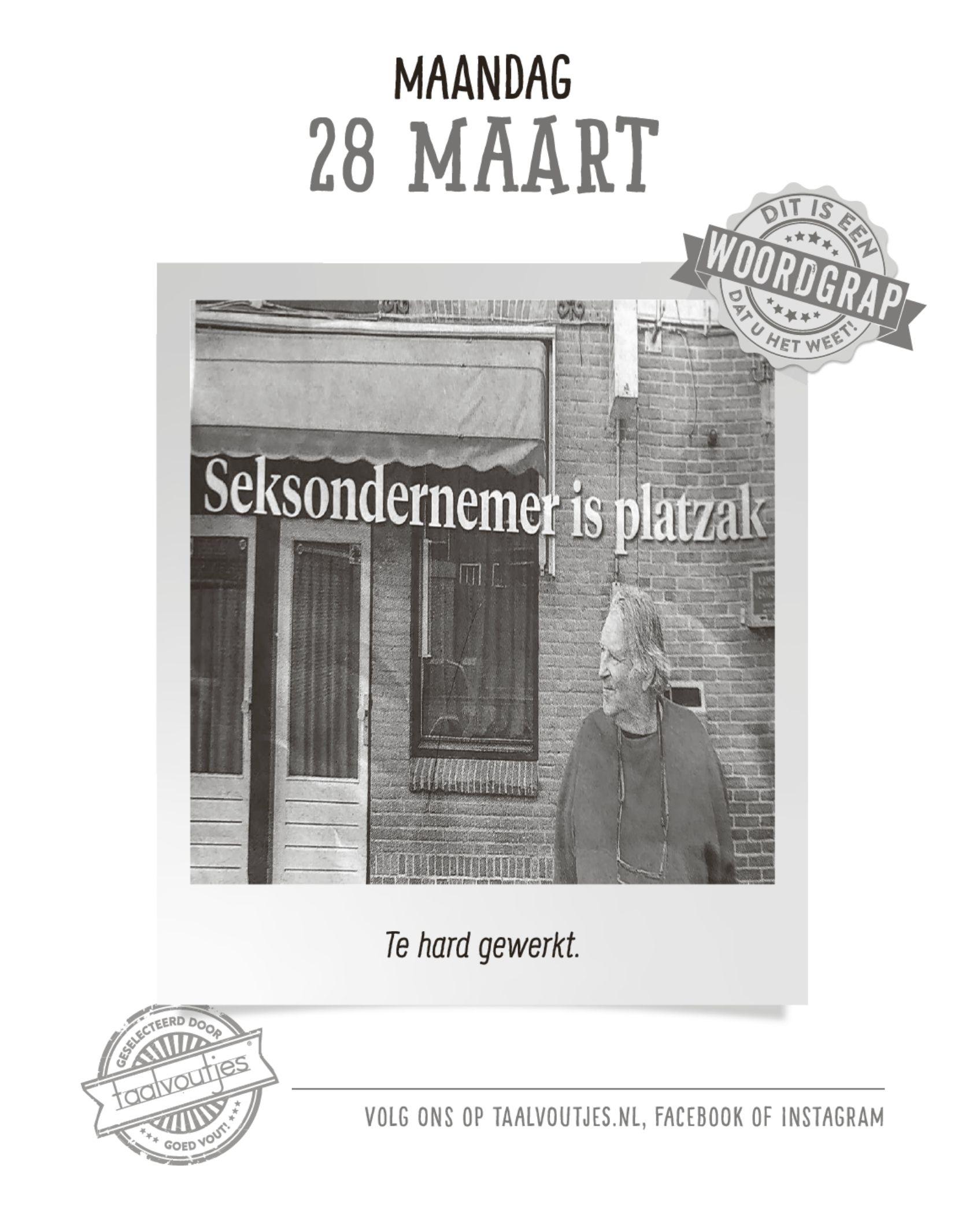 Taalvoutjes-scheurkalender 2022 - woordgrap