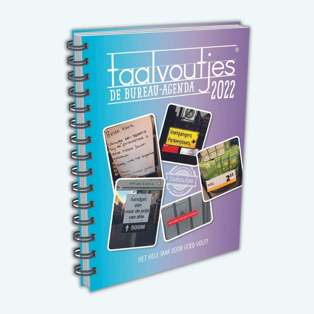 Taalvoutjes-bureau-agenda 2022